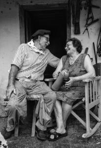 Pedro y Porota Urdinarrain
